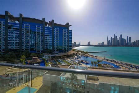 1 Bedroom Flat for Sale in Palm Jumeirah, Dubai - Luxury One Bed | Ocean View | Spacious Apartment