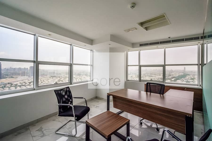 Fitted Office | Mid Floor | Parking | DMCC