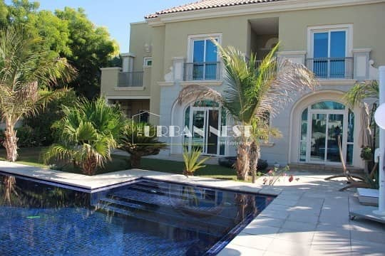 Immaculate B1 Villa with Stunning Garden and Pool