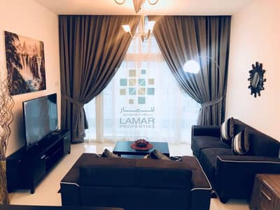 1 Bedroom Flat for Rent in Dubai Marina, Dubai - Fully Furnished - Low Price - Pool View - Very Close to Beach
