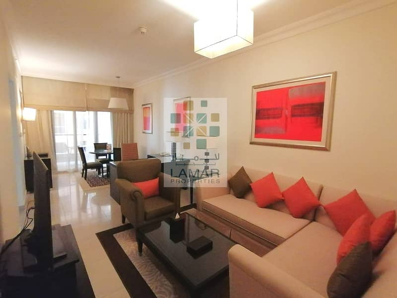 2 Fully Serviced 2 Bedroom Hotel Apartment