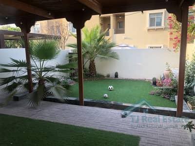 فیلا 2 غرفة نوم للبيع في المرابع العربية، دبي - Well Maintained | Vacant | 2 Bed+ Study |AL Reem 2