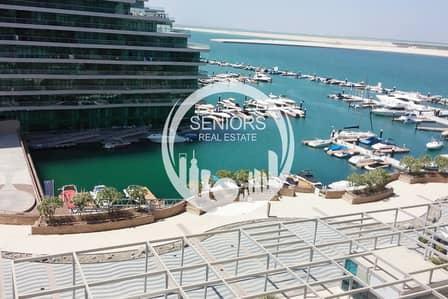 شقة في مساكن النسيم A النسیم البندر شاطئ الراحة 2 غرف 125000 درهم - 4399794
