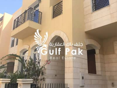 5 Bedroom Villa for Rent in Eastern Road, Abu Dhabi - Elegant 5BR Villa with Maids Room and 2 Parkings