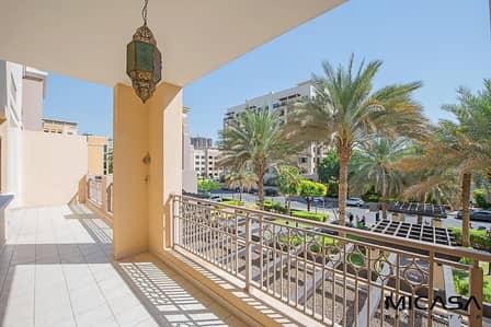 2 Bedroom Flat for Rent in The Views, Dubai - Big terrace