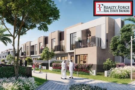 3 Bedroom Townhouse for Sale in The Valley, Dubai - BREATHTAKING COMMUNITY | NEAR SPORTS CLUB | THE VALLEY