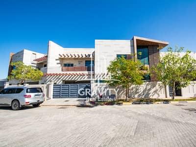 فیلا 5 غرفة نوم للبيع في المقطع، أبوظبي - فیلا في تلال أبوظبي المقطع 5 غرف 20000000 درهم - 4400177