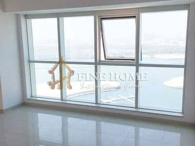 2 Bedroom Apartment for Sale in Al Reem Island, Abu Dhabi - Full SEA VIEW 2 BR Apartment in Marina Bay
