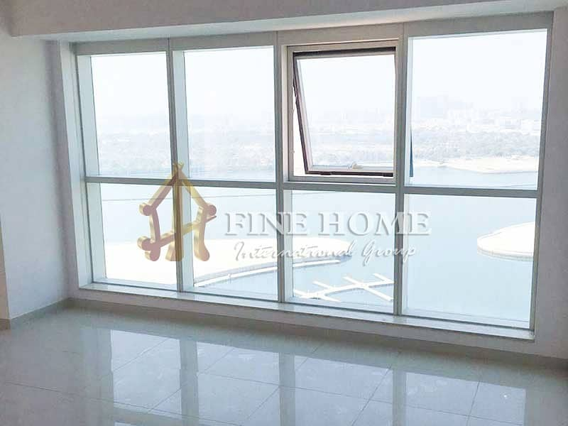 Full SEA VIEW 2 BR Apartment in Marina Bay