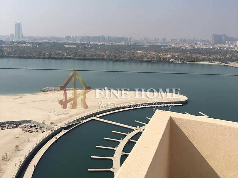13 Full SEA VIEW 2 BR Apartment in Marina Bay