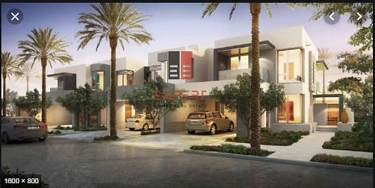 5 Bedroom Townhouse for Sale in Dubai Hills Estate, Dubai - 5Bhk Townhouse in Dubai Hills Maple Type 3E