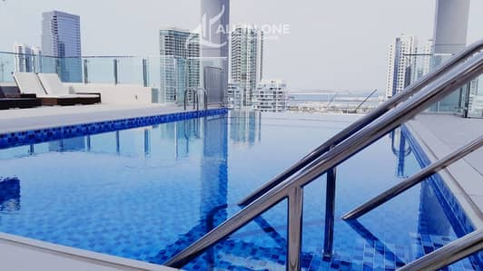 3 Bedroom Apartment for Rent in Al Reem Island, Abu Dhabi - Spectacular Views! 3BR+Maids Room w/ Balcony/Kitchen Appliances