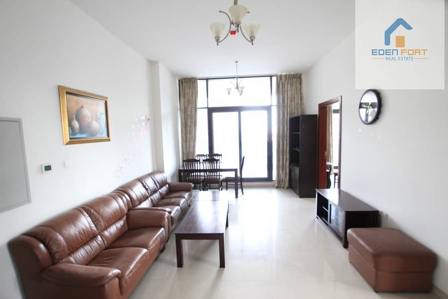 2 2BHK | Full Furnished | Elite Residence 9| DSC |