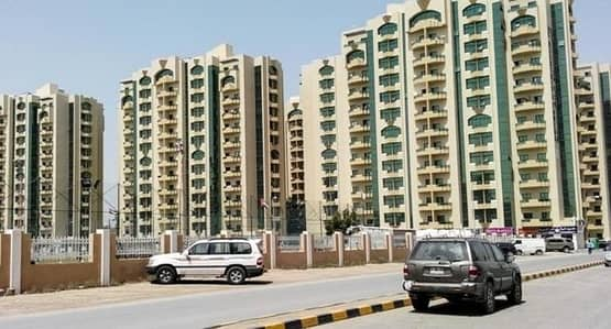 2 BHK with 2 Washroom Available for sale in Al RashIdiya Tower parking free in ajman.