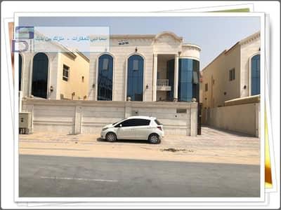 فیلا 6 غرفة نوم للبيع في الروضة، عجمان - فيلا للبيع بعجمان قريبه من شارع الشيخ محمد بن زايد