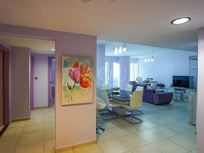 شقة 1 غرفة نوم للبيع في أبراج بحيرات الجميرا، دبي - Luxury -Vacant-Neat -Prime Location-Huge