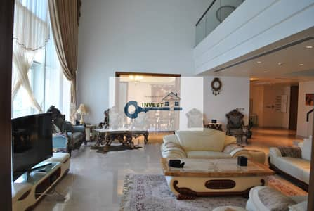 4 Bedroom Flat for Rent in Dubai Marina, Dubai - Luxurious Fully Furnished 4 Bedroom with Sea  View