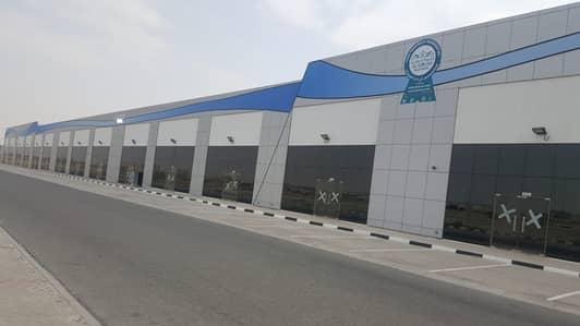 معرض تجاري  للايجار في المنطقة الصناعية، الشارقة - معرض تجاري في المنطقة الصناعية 18 المنطقة الصناعية 50000 درهم - 4400657