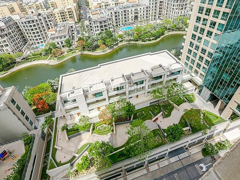 2 Stunning 1BR with Canal view in Fairways West