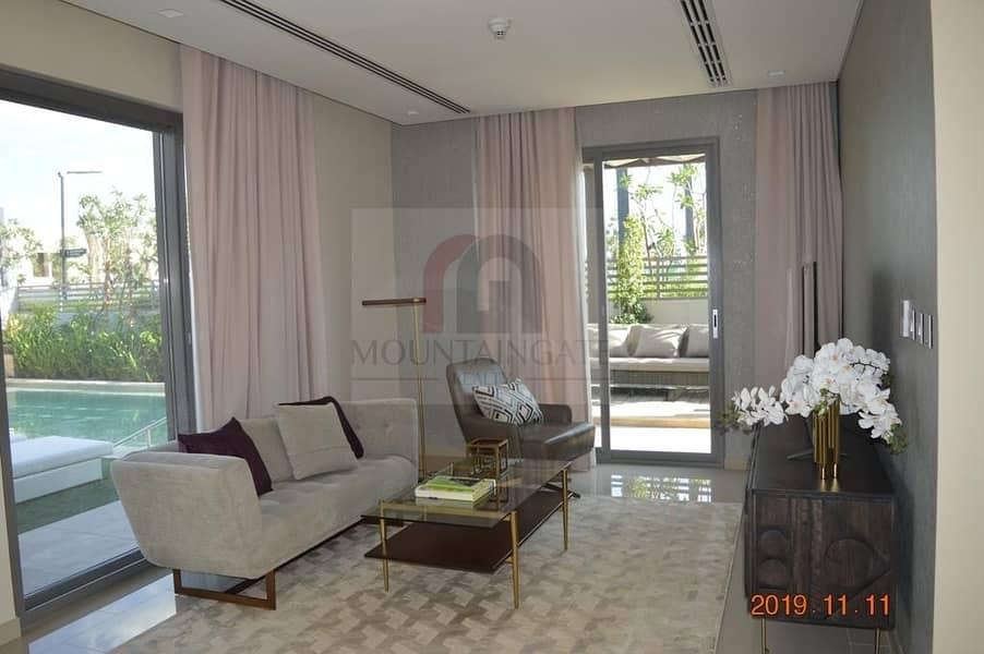 2 Ready To Move In signature Villa 4 BR In Al Lilac