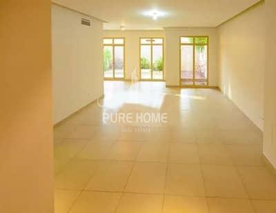 تاون هاوس 4 غرفة نوم للايجار في حدائق الجولف في الراحة، أبوظبي - Superb 4 Bedrooms Townhouse for Rent in Al Raha Golf Gardens