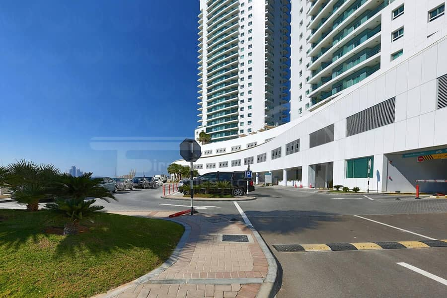 2 6 Payments! City View Apartment with balcony.