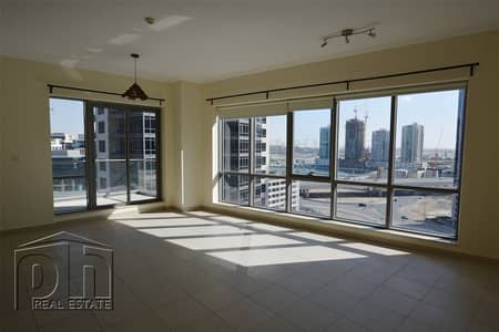 1 Bedroom Flat for Rent in Downtown Dubai, Dubai - Elegant | Stunning views | 1 BR | Unfurnished