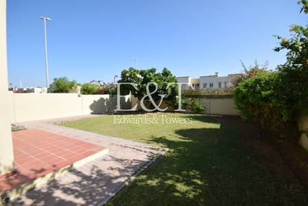 3 Bedroom Villa for Rent in The Springs, Dubai - Well Maintained 3E | Single Row | Vacant | EH