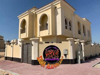 4 Bedroom Villa for Sale in Al Helio, Ajman - Fantastic villa for sale at an ideal price in Ajman- Super Delux finishing -freehold