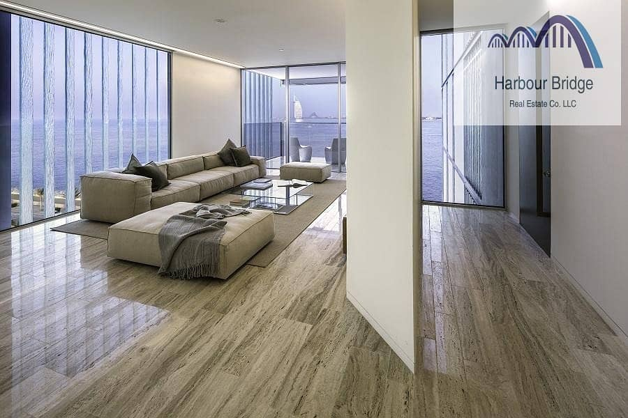 Luxurious 3-Bedroom for Sale | Sea Views | Furnished | Muraba Residence