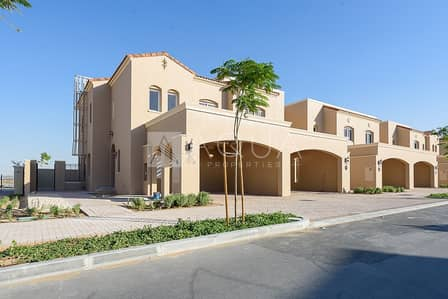 3 Bedroom Townhouse for Sale in Serena, Dubai - Single Row 3 Beds with Large Plot | Type B