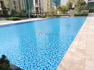 2 Bedroom Flat for Rent in Al Reem Island, Abu Dhabi - Low Price* 2 BR Hall* Balcony* 3 Bath* All Amenities