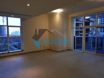 2 Bedroom Apartment for Rent in Dubai Marina, Dubai - Larger layout|Study room|Low floor|Back View!