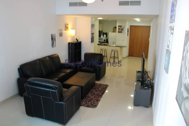 2 Sea View | High Floor | Furnished | Chiller Free