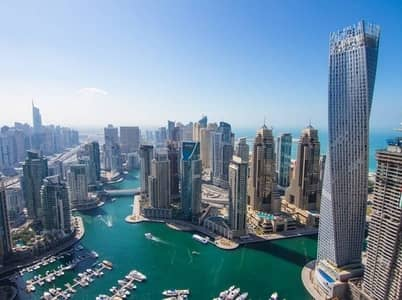 5 Bedroom Penthouse for Sale in Dubai Marina, Dubai - Large Cozy Penthouse with The Attractive Marina Views