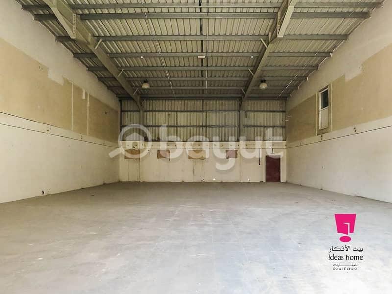 2 Warehouse  For Rent in Ras Al Khor