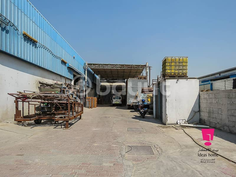 11 Warehouse  For Rent in Ras Al Khor
