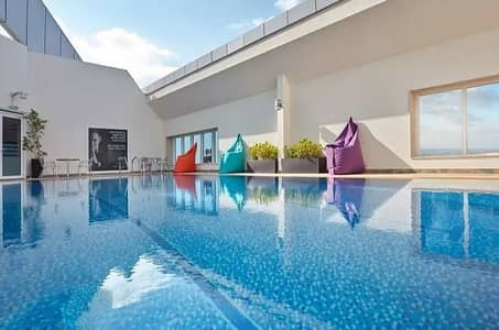Studio for Rent in Tourist Club Area (TCA), Abu Dhabi - Full Furnished Studio on Monthly Basis in Trendy Tourist Club Area