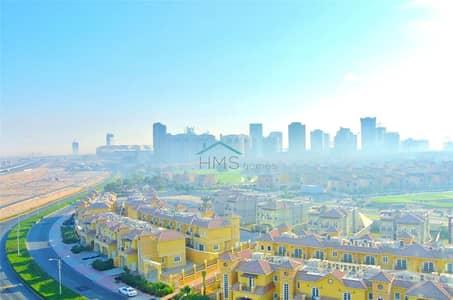 شقة 2 غرفة نوم للبيع في مدينة دبي الرياضية، دبي -  Corner Unit