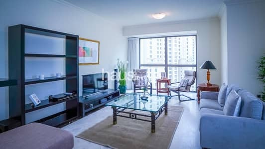 2 Bedroom Flat for Rent in Jumeirah Beach Residence (JBR), Dubai - Beautiful   Large   Seaview