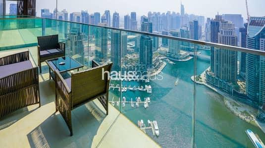 1 Bedroom Apartment for Rent in Dubai Marina, Dubai - Marina View | Super location | Fantastic facilities