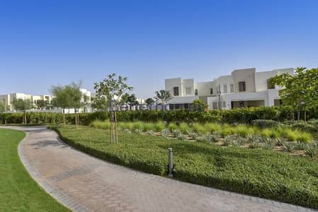 3 Bedroom Townhouse for Sale in Reem, Dubai - Type D| Single Row| tenanted| backing on desert|