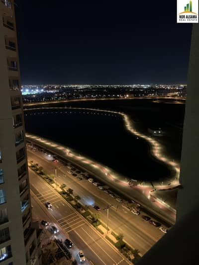 1 Bedroom Flat for Rent in Dubai Production City (IMPZ), Dubai - High floor 1 bedroom  21 Series in lakeside tower B just 33000