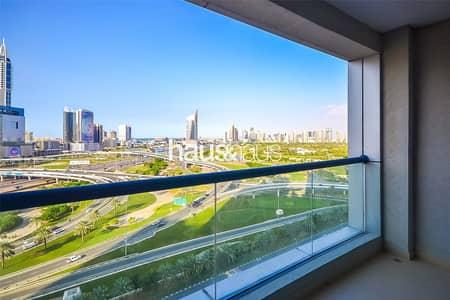 شقة 1 غرفة نوم للايجار في أبراج بحيرات جميرا، دبي - Jumeirah Bay X1 | Spectacular View | Chiller Free