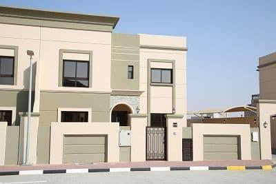 4 Bedroom Villa for Rent in Barashi, Sharjah - Comfortable Villa For Rent 4 BHK in Barashi Sharjah. .