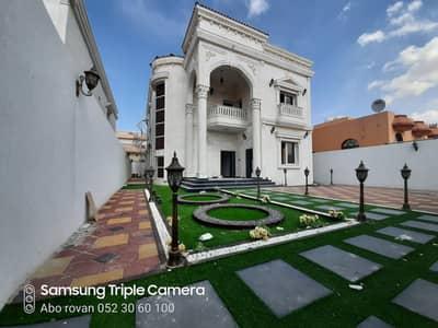 5 Bedroom Villa for Sale in Al Rawda, Ajman - Villa stone facade, magnificence for sale in Ajman