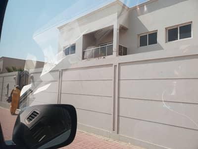 5 Bedroom Villa for Rent in Barashi, Sharjah - Very Spacious Villa For Rent 5 Bedroom 8 Bathroom in Barashi Sharjah