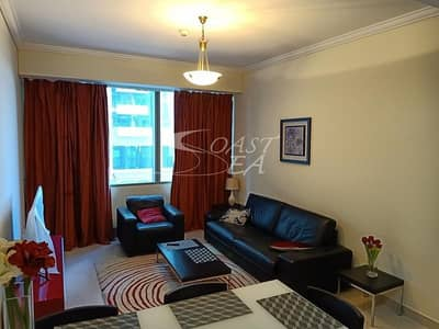 Fully furnished 2BR in Ocean heights
