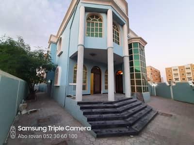 5 Bedroom Villa for Rent in Al Rawda, Ajman - Villa for rent at the splendor of Ajman