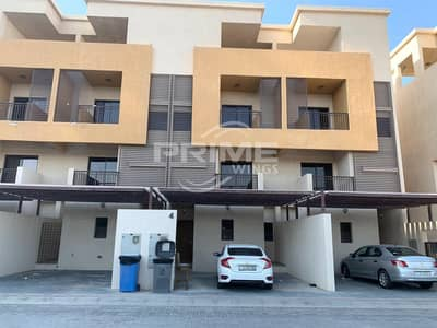 4 Bedroom Townhouse for Rent in Jumeirah Village Circle (JVC), Dubai - AMAZING 4 BED TOWNHOUSE WITH MAID ROOM